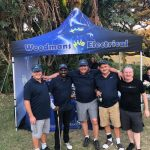 Woodmans Electrical giving back to the community golf day