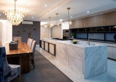 Corkwood Close - Simbithi Eco Estate Kitchen and Dining Area