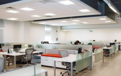Choosing lighting for your offices