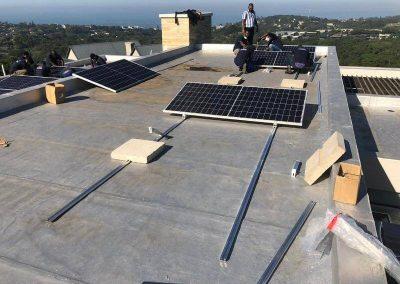15Kva & Lithium Storage - DC Coupling solar panels